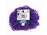 8 Pack Purple Beaded Party Necklaces