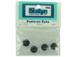 Jumbo paste-on googly eyes, pack of 4