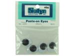 Jumbo paste-on googly eyes, pack of 4