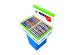 7 Day Pill Box Reminders 2 Assorted 72 Per Floor Display