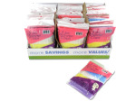 Shower Caps 5 Pack 48 Per Countertop Display - PDQ