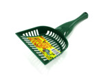 Deluxe litter scoop (assorted colors)