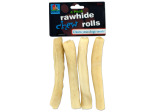 Rawhide roll chews