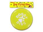 Dog flying disc