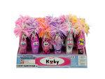Breast Cancer Awareness Kooky Klicker Pen Keychain Display