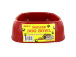Square Dog Bowl