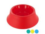 Medium Size Round Plastic Pet Bowl