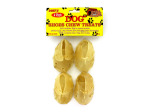 Dog shoe chew treats