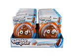 Poo Sticky Throw Toy in Countertop Display
