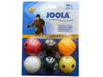 JOOLA 6 Pack Sport Themed TableTennis Balls