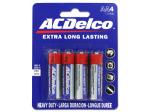 Heavy Duty 'AA' Batteries
