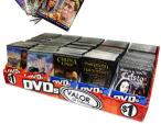 Spanish DVD, assorted