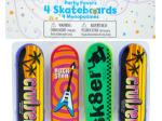 Mini Skateboards Party Favors