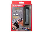 Two in One Cleaning & Stylus Kit