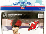 New Jersey Devils Fuzzy Head Wig