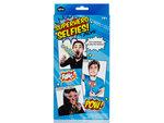 Superhero Selfie Prop Kit