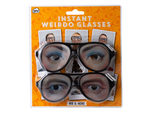 His & Hers Instant Video Weirdo Glasses