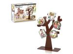 family photo tree (hold 5 photos)