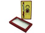 gift set pen w/keychain