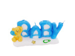 4.5x2 bl baby candle 6383