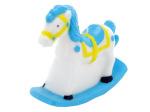 4.5x4 blu horse candl6392