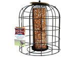 Iron Wire Cage Bird Feeder