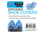 6 Pack Shoe Covers (3 pairs)