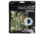 Camouflage Printed Neck Gaiter