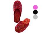Girls Sparkling Slip-On Shoes