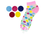 Low Cut Dots Socks
