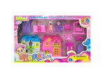 Mini Dream House Play Set