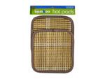 Bamboo Hot Pads