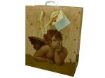 sml angel giftbag 074153