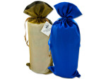 fabric wine bag asst