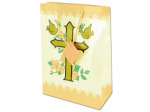 Extra Large Peach Communion Gift Bag