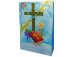 Extra Large Blue Communion Gift Bag