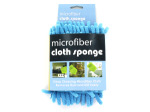Microfiber cloth sponge