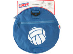 Blue Volleyball Collapsible Roll Bag