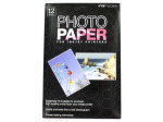 4 x 6 photo paper- 12 sheets in a pack