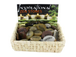 Inspirational Stones Countertop Display