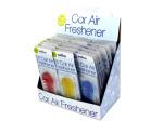 Fish Bone Car Air Freshener Display