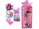 Girly fashion hair accessory set