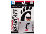 Cincinnati Bearcats Removable Laptop Stickers