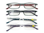 Narrow Framed Reading Glasses