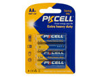 PKCELL Heavy Duty AA Batteries