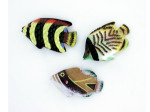 Small wood fish figurine
