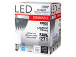 Feit LED Dimmable Par 30 PAR 13 Watt Light Bulb
