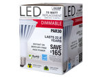 Feit LED Dimmable Par 30 790 Lumen Light Bulb