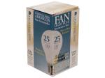 Inside Frost 25 Watt Fan Light Bulb