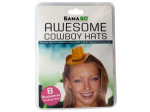 Awesome Cowboy Party Hats